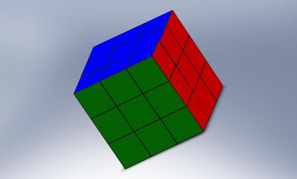 Complete Cube
